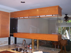 Cantilevered with Custom Brass Legs and woodwork 275g- 16K